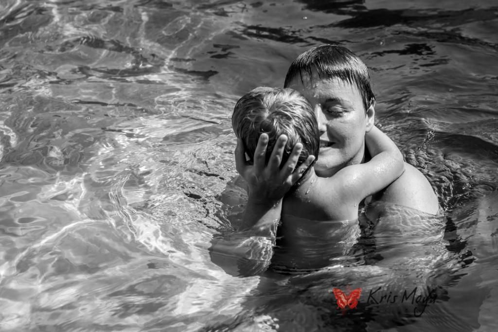 Fotografia familia Barcelona, reportaje familia